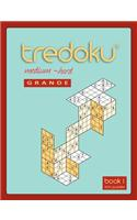 Tredoku Medium Hard Grande Book 1
