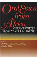 Oral Epics from Africa