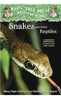 Snakes and Other Reptiles: A Nonfiction Companion to