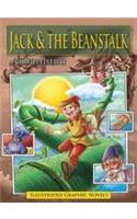 Illustrated Graphic Novels Jack & Beanstalk