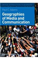 Geographies of Media and Communication: A Critical Introduction