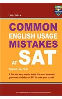 Columbia Common English Usage Mistakes at SAT