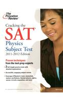 Cracking the SAT Physics Subject Test, 2011-2012