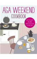 Aga Weekend Cookbook