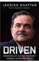 Driven: Memoirs Of A Civil Servant-Turned-Entrepreneur