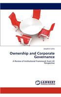 Ownership and Corporate Governance