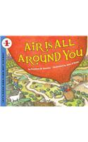Air Is All Around You : Let's Read and Find out Science 1