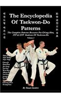 ENCYCLOPEDIA OF TAEKWON-DO PATTERNS, Vol 1