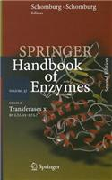 Springer Handbook of Enzymes Volume 37: Class 2 Transferases X EC 2.7.1.113-2.7.5.7