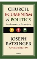 Church, Ecumenism, and Politics