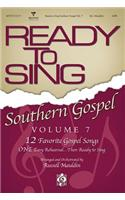 Ready to Sing Southern Gospel V7 Book