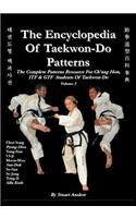 ENCYCLOPAEDIA OF TAEKWON-DO PATTERNS, Vol 3