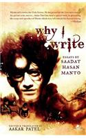 Why I  Write : Essay By Saadat Hasan Manto