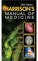 Harrisons Manual of Medicine