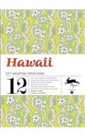 Hawai Gift Wrapping Paper Book