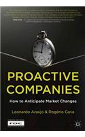 Proactive Companies: How to Anticipate Market Changes