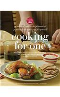 Cooking for One: A Seasonal Guide to the Pleasure of Preparing Delicious Meals for Yourself