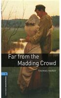 Oxford Bookworms Library: Stage 5: Far from the Madding Crowd