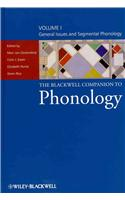 The Blackwell Companion to Phonology