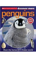 Scholastic Discover More: Penguins