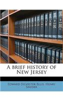 A Brief History of New Jersey