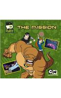 Ben 10 Picture Storybook the Mission