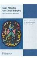 Brain Atlas for Functional Imaging/CD-ROM: Clinical and Research Applications