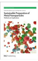 Sustainable Preparation of Metal Nanoparticles: Methods and Applications