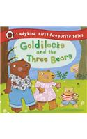 Goldilocks and the Three Bears: Ladybird First Favourite Tal