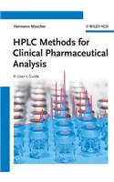 HPLC Methods for Clinical Pharmaceutical Analysis