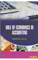 Role Of Economics In Accounting