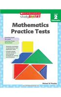 Scholastic Study Smart Mathematics Practice Tests Level 2