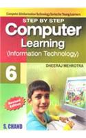 Step by Step Computer Learning: Bk. 6