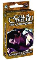 Call of Cthulhu the Card Game: Kingsport Dreams Revised Edition Asylum Pack