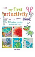 My First Art Activity Book