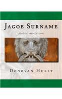 Jagoe Surname: Ireland: 1600s to 1900s