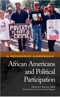 African Americans and Political Participation: A Reference Handbook