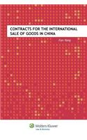 Contracts for the International Sale of Goods in China