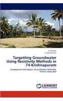 Targetting Groundwater Using Resistivity Methods in 74-Krishnapuram