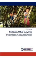 Children Who Survived