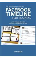 Beginner's Guide to Facebook Timeline for Business