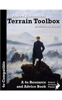 Advanced Encounters: Terrain Toolbox (D&d 4e)