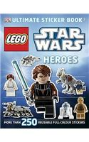 LEGO Star Wars Heroes Ultimate Sticker Book