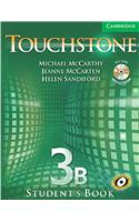 Touchstone Student's Book 3B [With CD/CDROM]