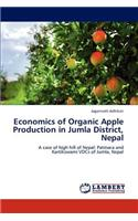 Economics of Organic Apple Production in Jumla District, Nepal