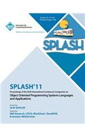 Splash 11 Proceedings of the ACM International Conference Companion on Object Oriented Programming Systems, Languages and Applications