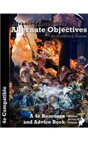 Advanced Encounters: Alternate Objectives (D&d 4e)
