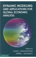 Dynamic Modeling and Applications for Global Economic Analys