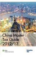 China Master Tax Guide 2012/13