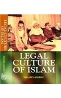 Legal Culture of Islam